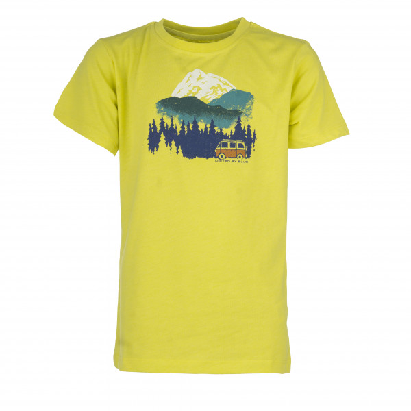 United By Blue - Kid's Get Away Ride S/S Graphic Tee - T-shirt