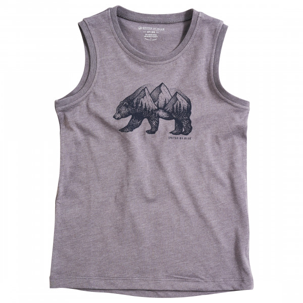 United By Blue - Kid's Grizzly Tank - Tank Top