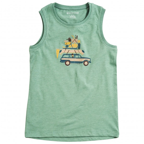 United By Blue - Kid's Places You'll Go Tank - Topp