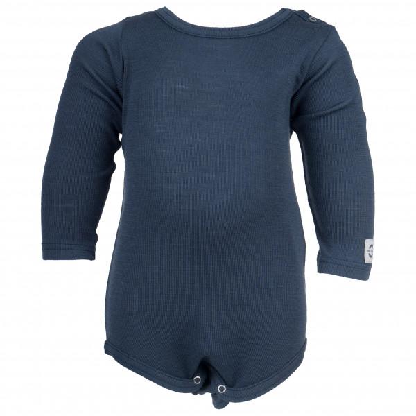 Mikk-Line - Kid's Wool L/S Body - Overall