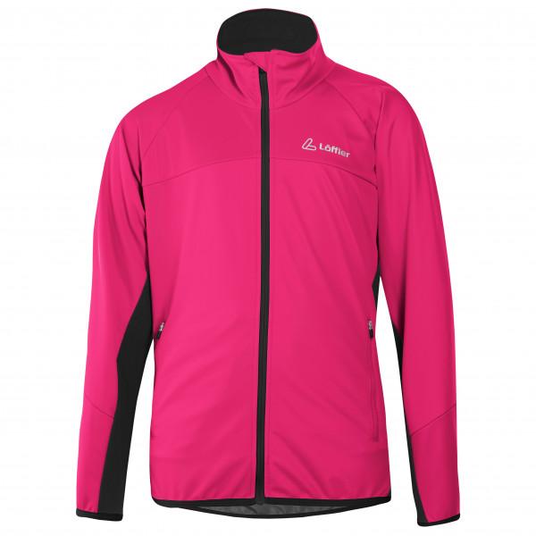 Löffler - Kid's Jacke Alpha Windstopper Light - Cross-country ski jacket