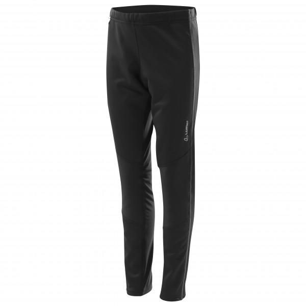 Löffler - Kid's Tights Windstopper Warm - Cross-country ski trousers