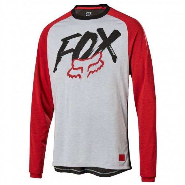 FOX Racing - Kid's Ranger Dr L/S Jersey - Funktionströja