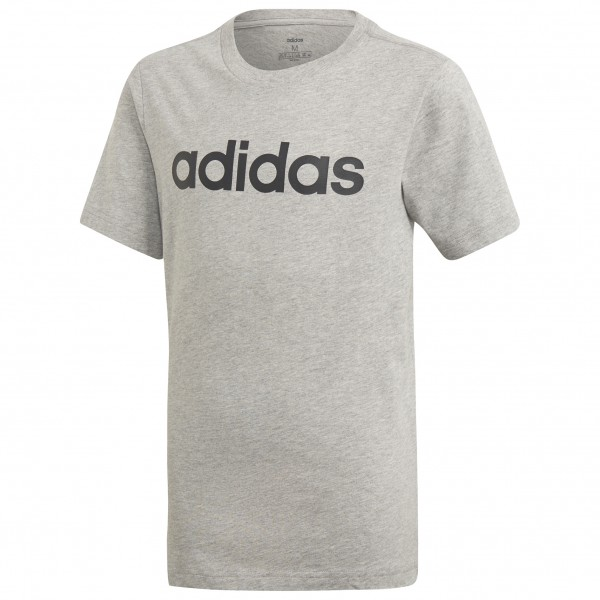 adidas - Boy's Essentials Linear Tee - Sport shirt