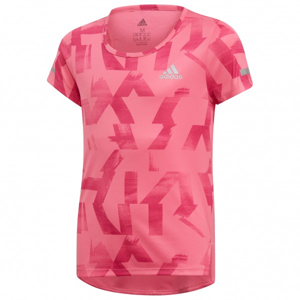 adidas - Girl's Training Running Tee - Sport-T-shirt