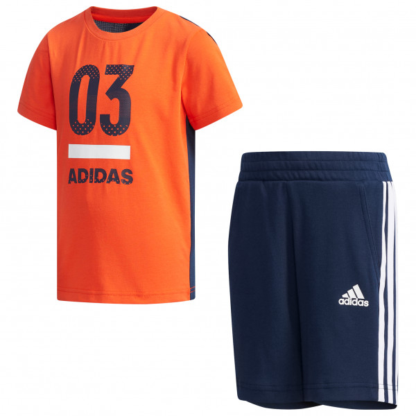 adidas - Kid's S/S Tracksuit - T-paidat