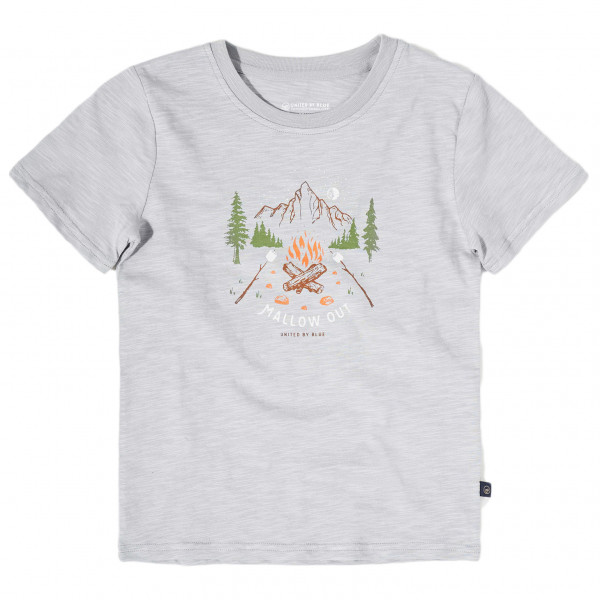 United By Blue - Youth Mallow Out S/S Graphic Tee - T-Shirt