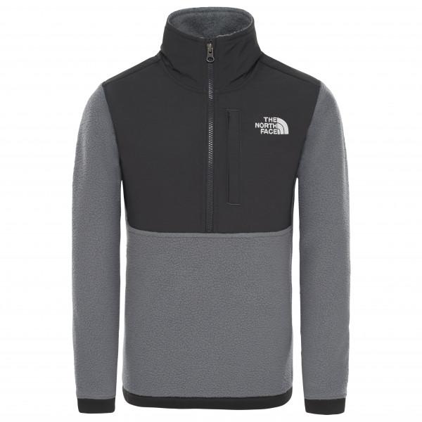 The North Face - Boy's Balanced Rock ¼ Zip Fleece - Fleecesweatere