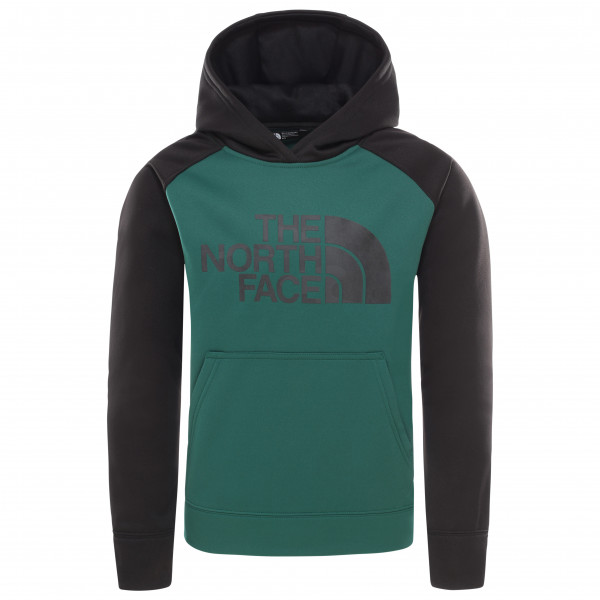 The North Face - Boy's Surgent P/O Hoody - Fleecepullover