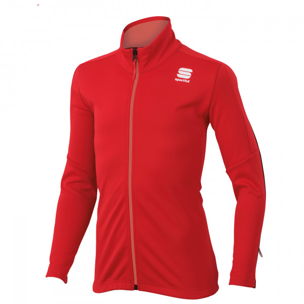 Sportful - Kid's Team Jacket - Cross-country ski jacket