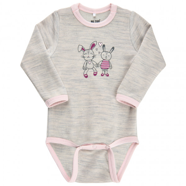 ME TOO - Kid's Body L/S Solid Bunny - Overall