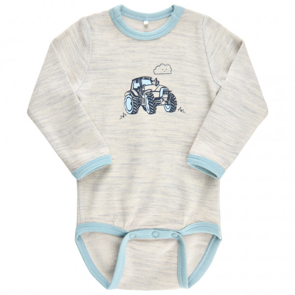 ME TOO - Kid's Body L/S Solid Tractor - Overall