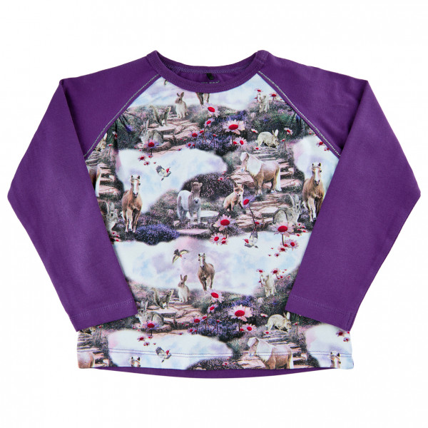 ME TOO - Kid's T-Shirt L/S Animals - Longsleeve