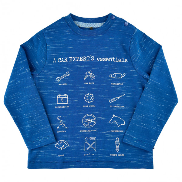 ME TOO - Kid's T-Shirt L/S Car Expert - Longsleeve