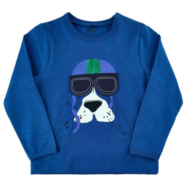 ME TOO - Kid's T-Shirt L/S Driving Dog - Longsleeve