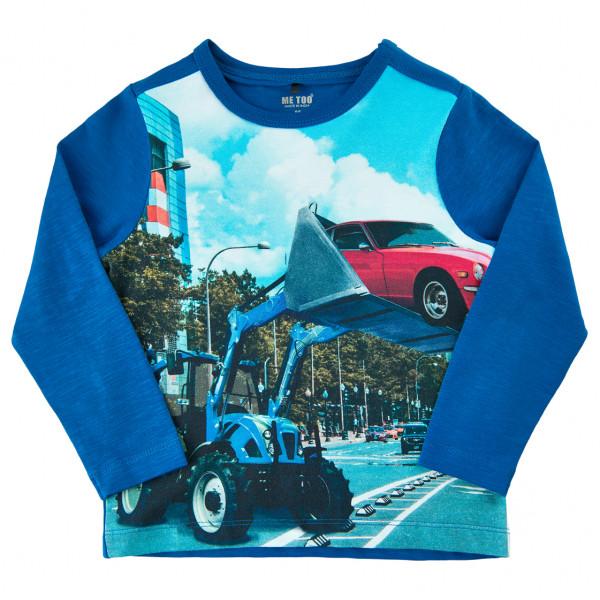 ME TOO - Kid's T-Shirt L/S Excavator - Longsleeve
