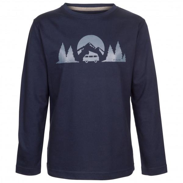 Elkline - Kid's Longwayhome VW - Camiseta de manga larga