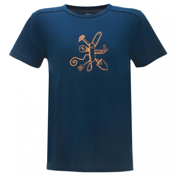 2117 of Sweden - Kid's FuchseckBF 150 - T-shirt en laine mérinos