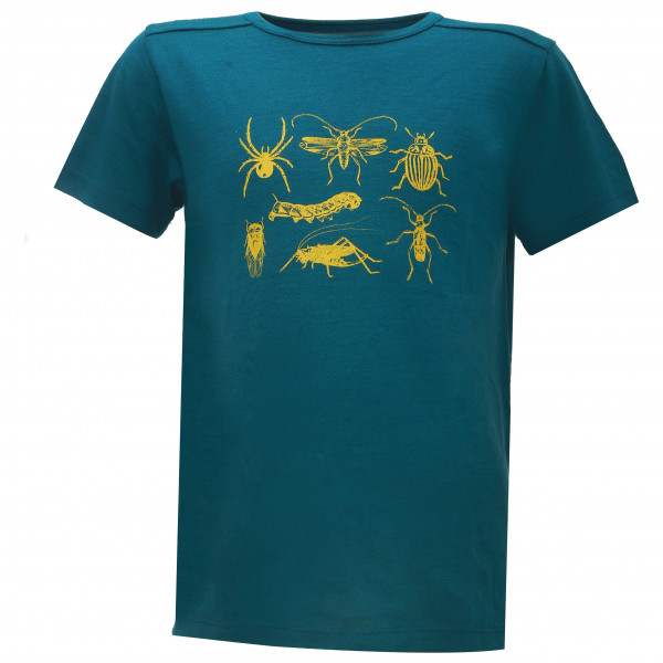 2117 of Sweden - Kid's HohewarteBF - Merino shirt