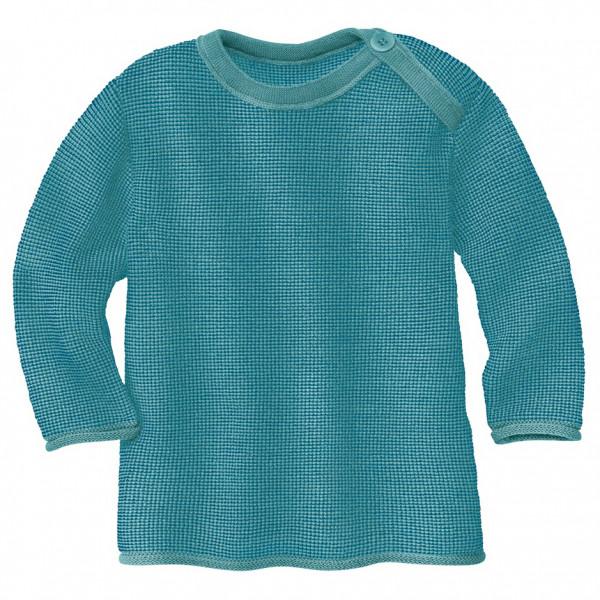 disana - Kid's Melange-Pullover - Merinogensere