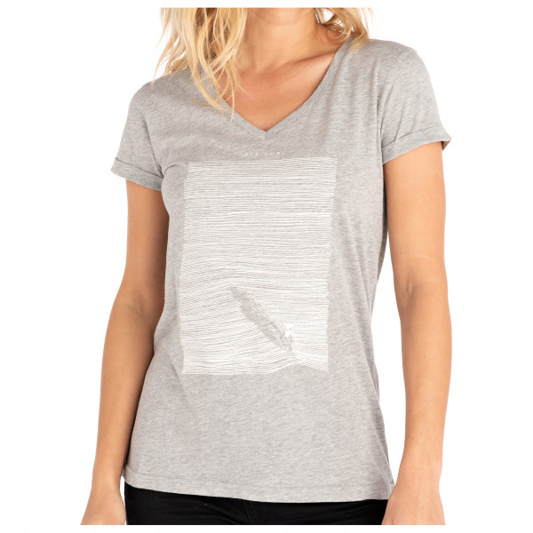 Rip Curl - Kid's Minimalist Wave V Neck Tee - T-shirt