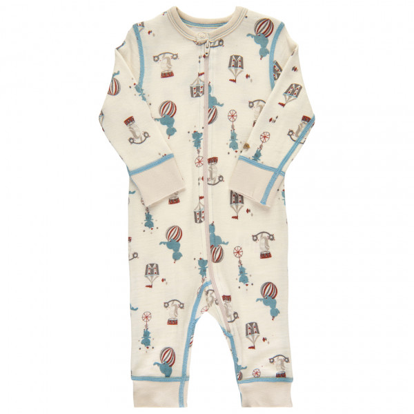CeLaVi - Kid's Jumpsuit Circus L/S AOP - Overall