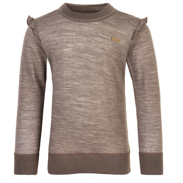 CeLaVi - Kid's Sweatshirt L/S Solid Melange - Pulloverit