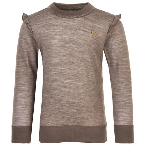 CeLaVi - Kid's Sweatshirt L/S Solid Melange - Sweatere