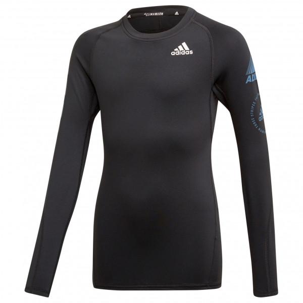 adidas - Kid's Alphaskin Sport L/S Warm - Running shirt
