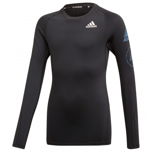 adidas - Kid's Alphaskin Sport L/S Warm - Running shirt
