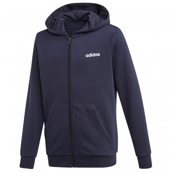 adidas - Kid's Essentials Linear Fullzip Hooded - Sudadera