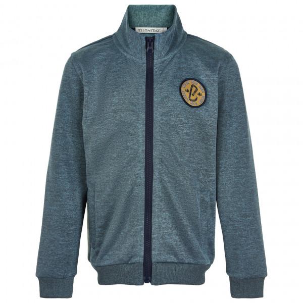 Minymo - Kid's Cardigan Sweat Melange - Training jacket