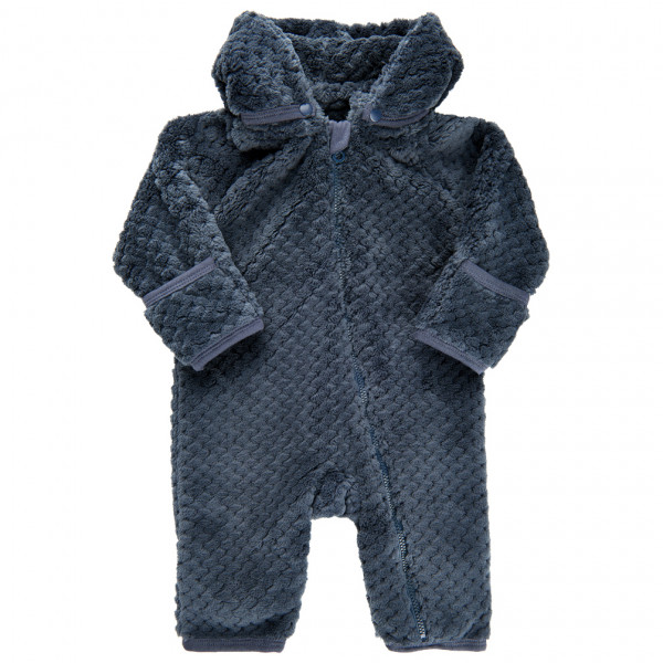 Minymo - Kid's Teddy Suit L/S with Zipper - Overall