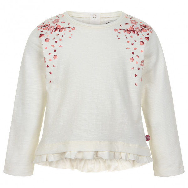 Minymo - Kid's T-Shirt L/S with Frills - Longsleeve