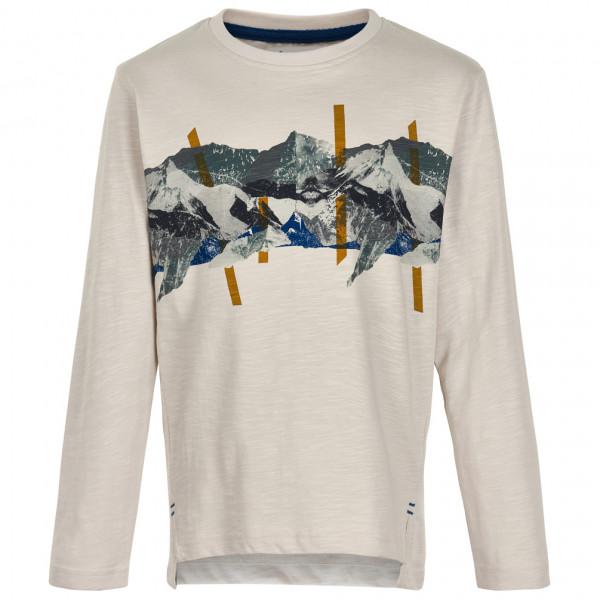 Minymo - Kid's T-Shirt Mountain L/S with Print - Longsleeve
