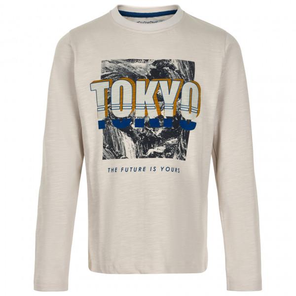Minymo - Kid's T-Shirt Tokyo Future L/S with Print - Longsleeve