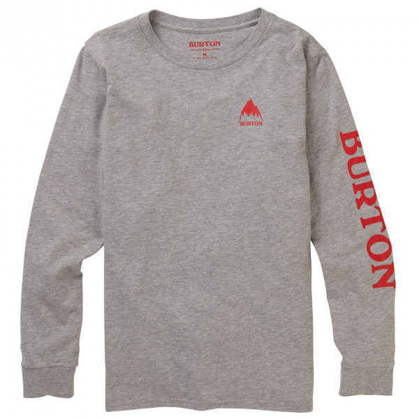 Burton - Boys Elite L/S Poly - Camiseta de manga larga
