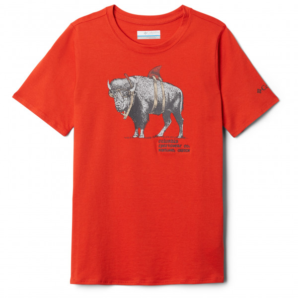 Columbia - Boy's Peak Point T-Shirt - T-shirt