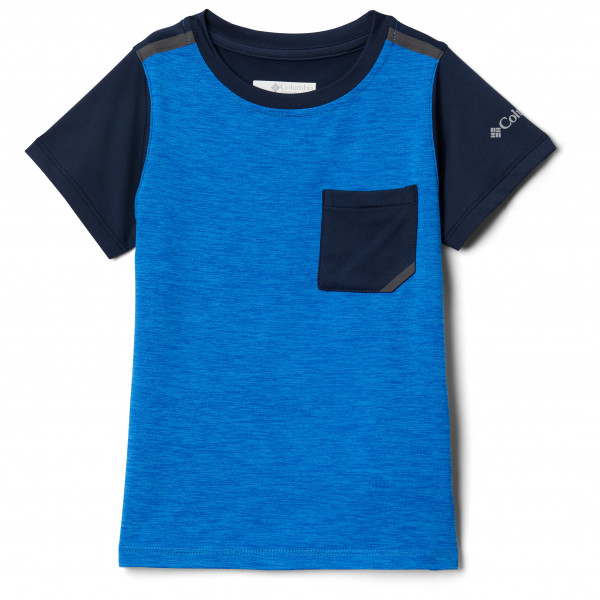 Columbia - Boy's Tech Trek Short Sleeve Tee - Sport-T-shirt