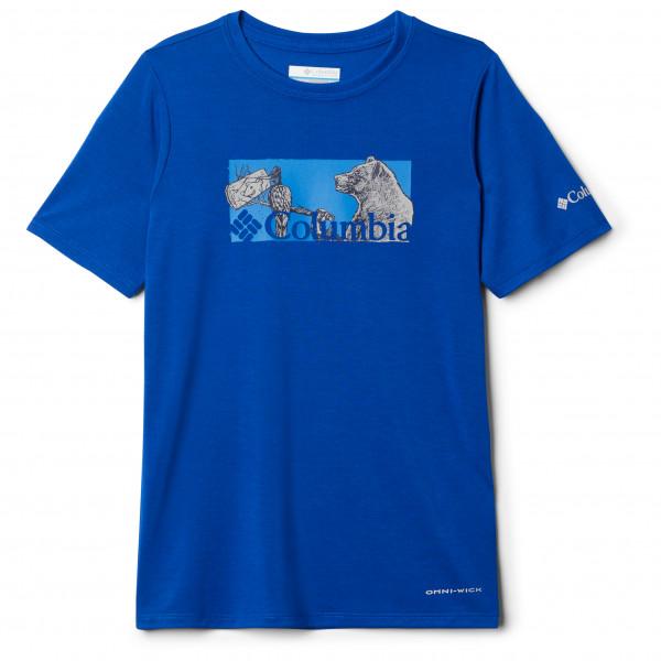 Columbia - Kid's Ranco Lake Short Sleeve Tee - Camiseta de manga corta