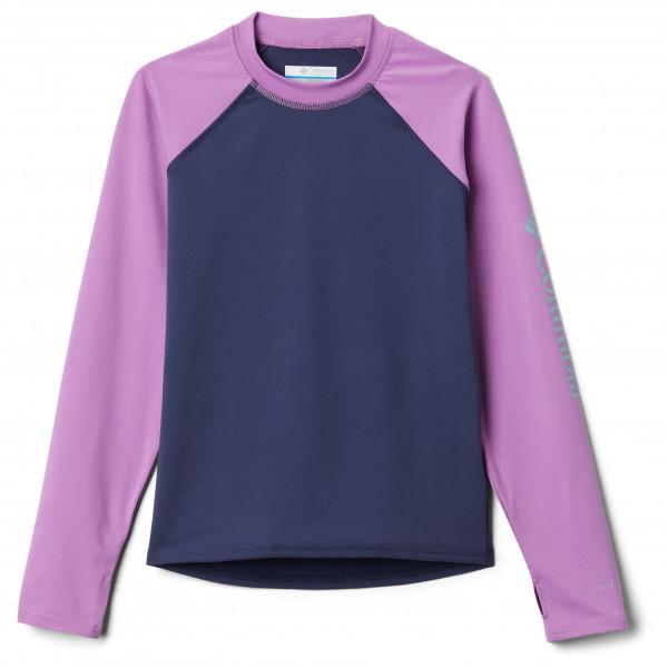Kid's Sandy Shores Long Sleeve Sunguard - Sport shirt