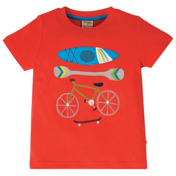 Frugi - Kid's Carsen T-Shirt - T-Shirt