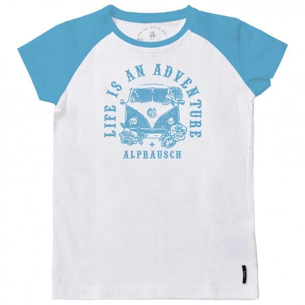 Alprausch - Kid's Abentür Meitli Basic Tee Girls - T-shirt