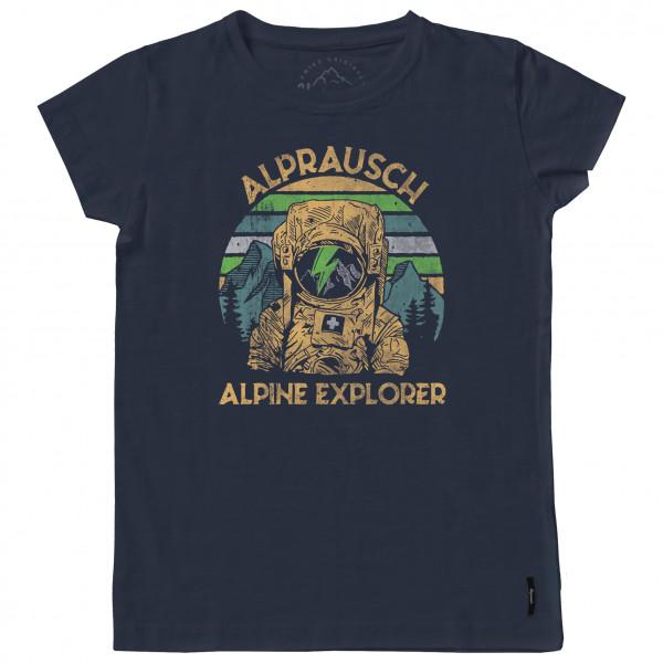 Alprausch - Kid's Alpe-Entdecker Bueb Basic Tee Boys - T-Shirt