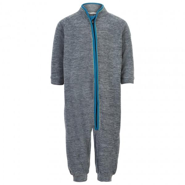 Color Kids - Kid's Embing Mini Fleece Suit - Mono