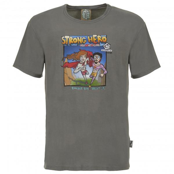 E9 - Kid's B Strong Hero - Camiseta de manga corta
