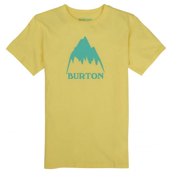 Burton - Kid's Classic Mountain High S/S - Camiseta de manga corta