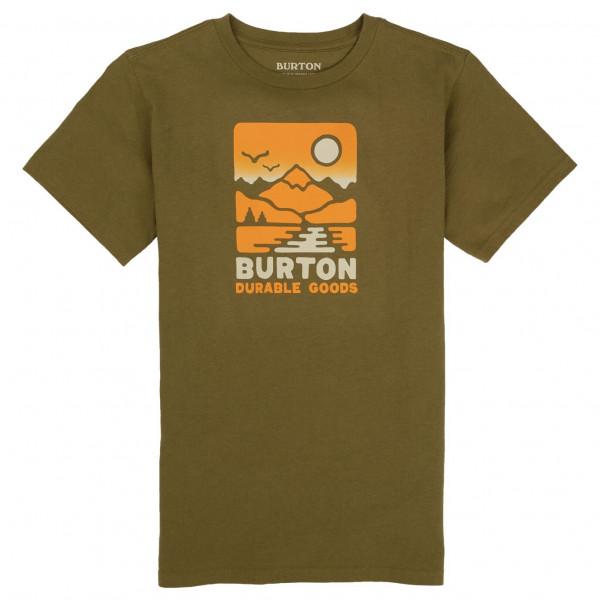 Burton - Kid's Traildaze S/S - Camiseta de manga corta