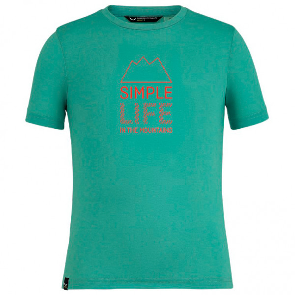 Kid's Simple Life Dri-Rel S/S Tee - T-shirt