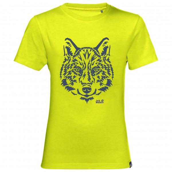 Jack Wolfskin - Kid's Brand Tee - T-shirt